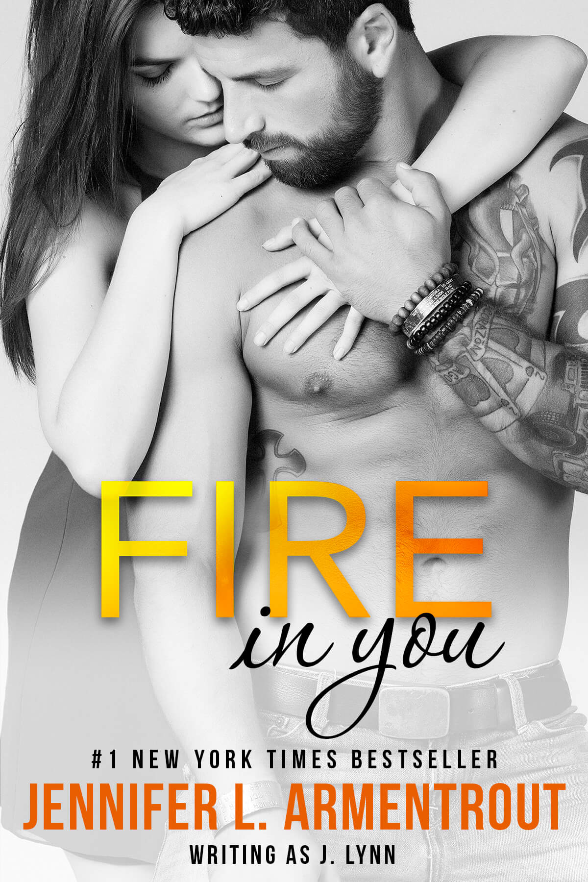 The Fire in You by J. Lynn: Review