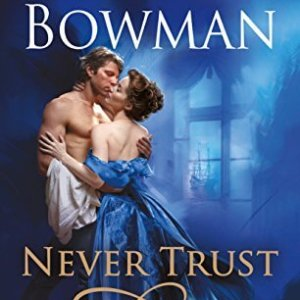 Never Trust a Pirate by Valerie Bowman: Review