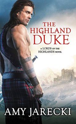The Highland Duke by Amy Jarecki: Review