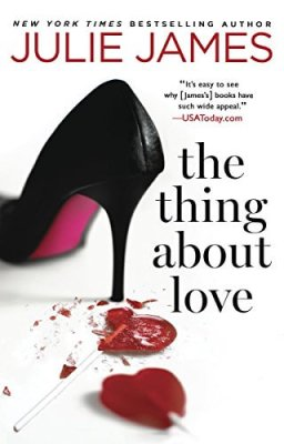 The Thing About Love by Julie James: Review