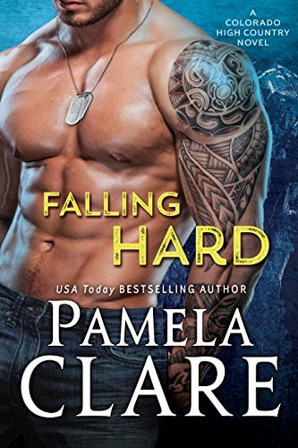 Falling Hard by Pamela Clare: Review