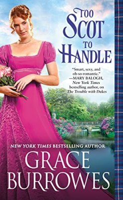 Too Scot to Handle by Grace Burrowes: Review