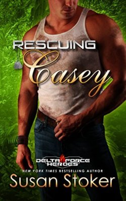 Rescuing Casey by Susan Stoker