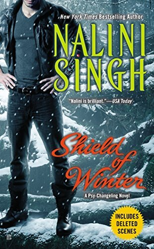 Shield of Winter by @NaliniSingh #ThrowbackThursday #BookReview