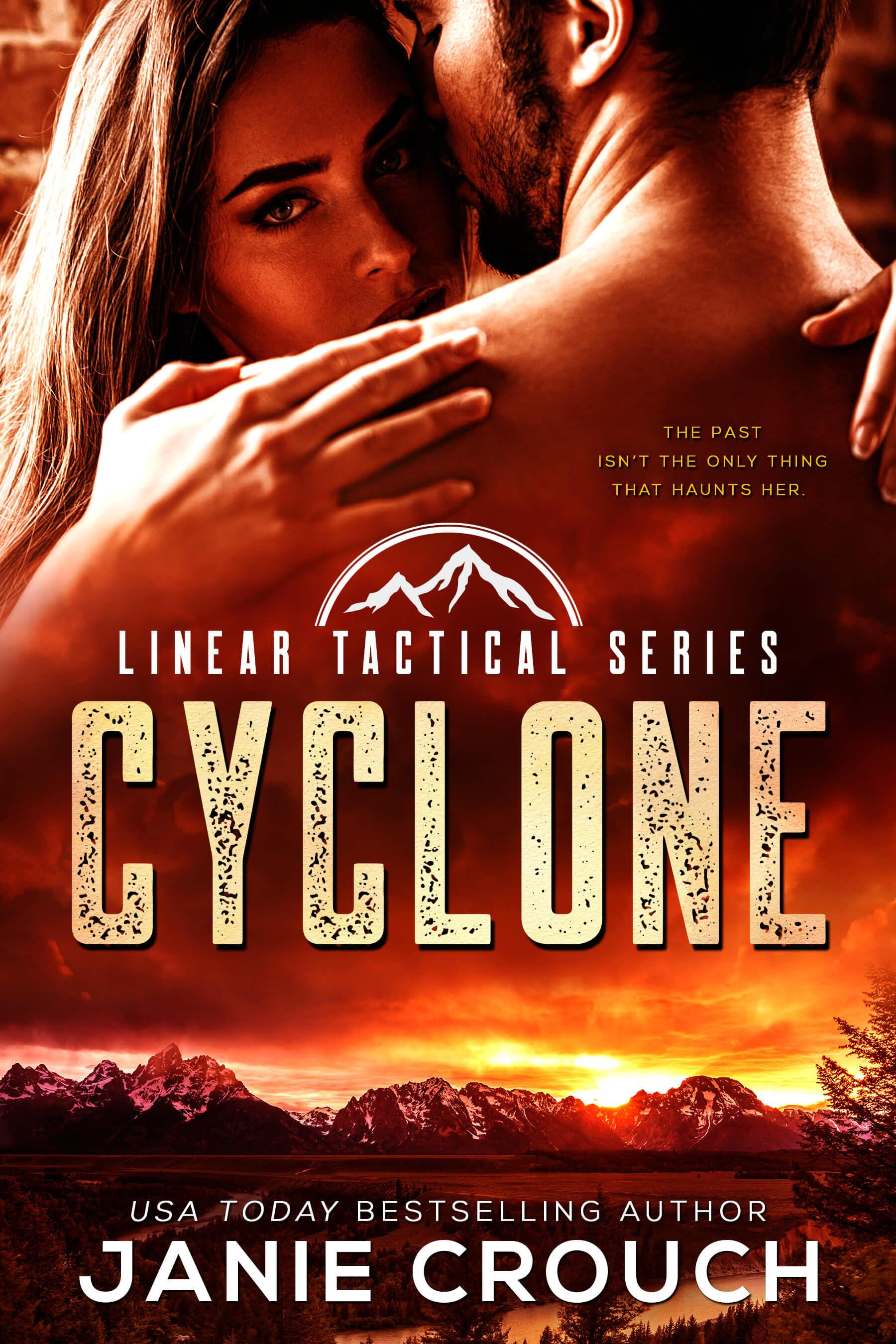 #NewRelease Cyclone by Janie Crouch