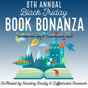 Black Friday Book Bonanza #Giveaway!