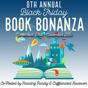 Black Friday Book Bonanza #Giveaway!