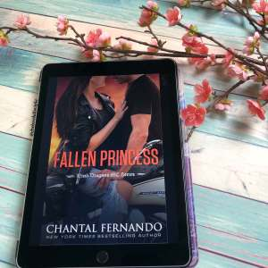 Fallen Princess by Chantal Fernando