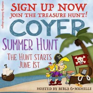 COYER Summer 2019 Challenge