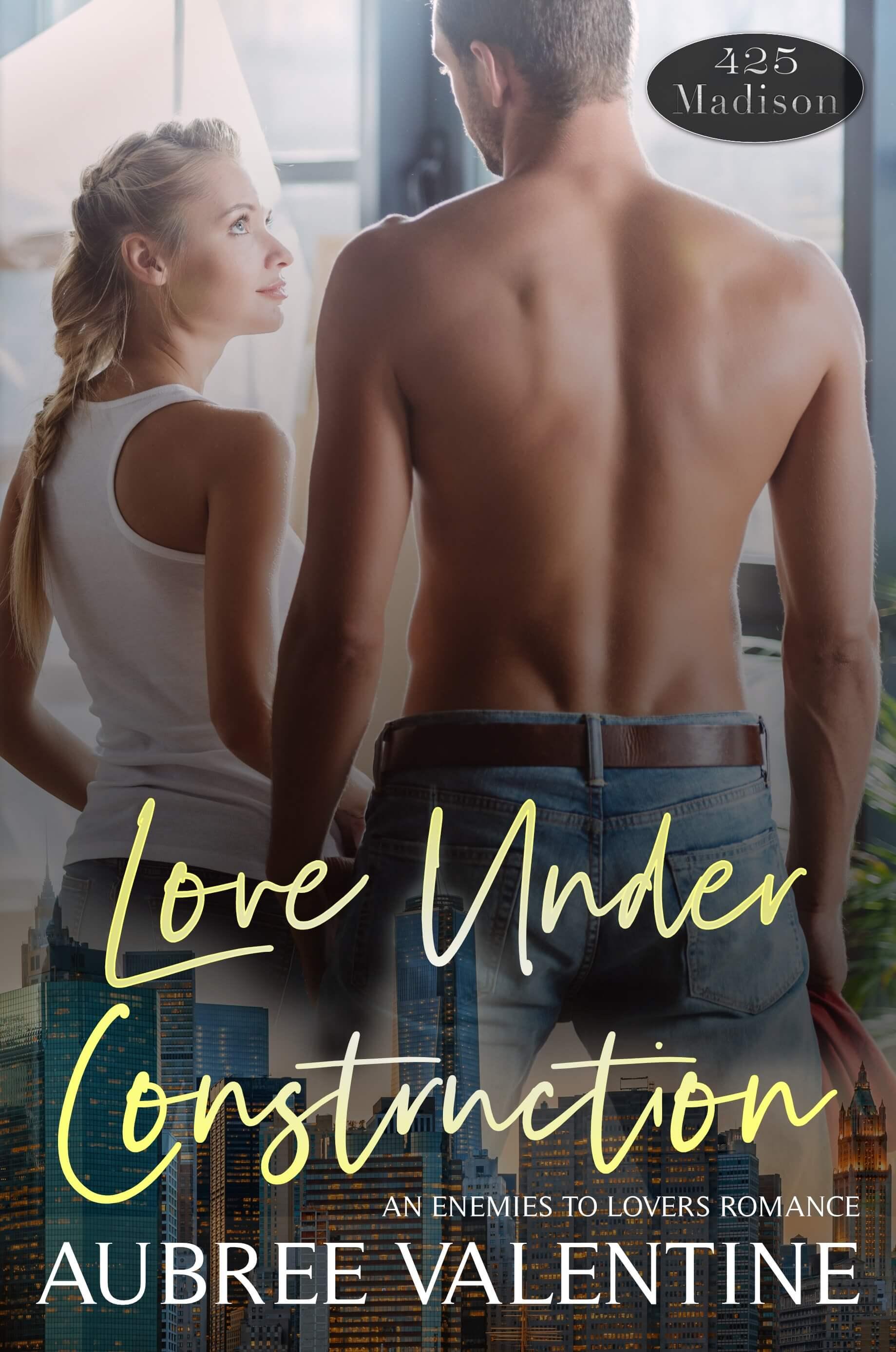 #NewRelease: Love Under Construction by Aubree Valentine