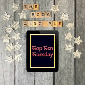 #TopTenTuesday: Autobuy authors!