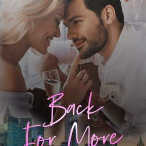 Back for More by Sylvia Kane #NewRelease