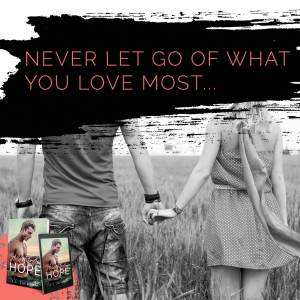 Hold on to Hope by AL Jackson #CoverReveal