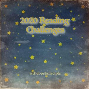 My 2020 Reading Challenges!