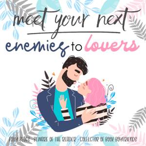 #Enemies2Lovers: Junior and Serena from Ruthless Princess
