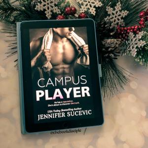 Campus Player by Jennifer Sucevic