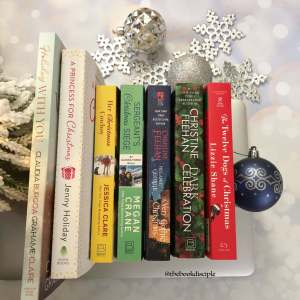 Christmas themed romances to read!