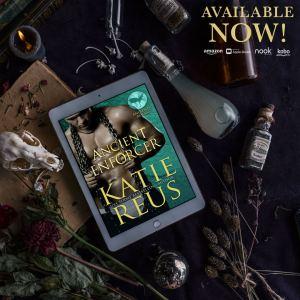Ancient Enforcer by Katie Reus