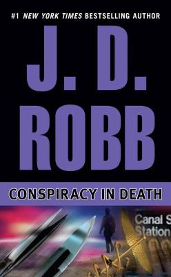 In Death #6-10 by JD Robb