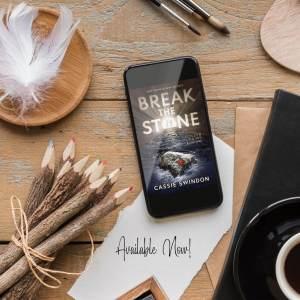 Break the Stone by Cassie Swindon