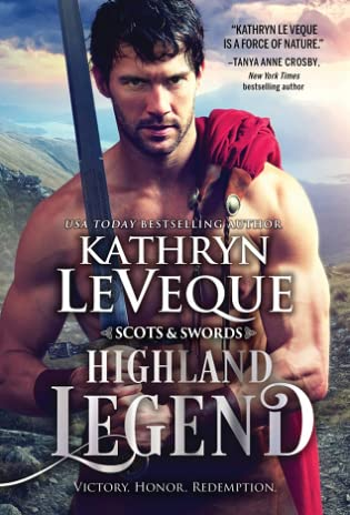 Highland Legend by Kathryn Le Veque