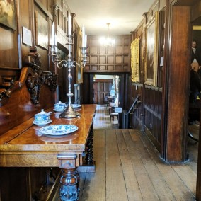 Corridor at Chawton House