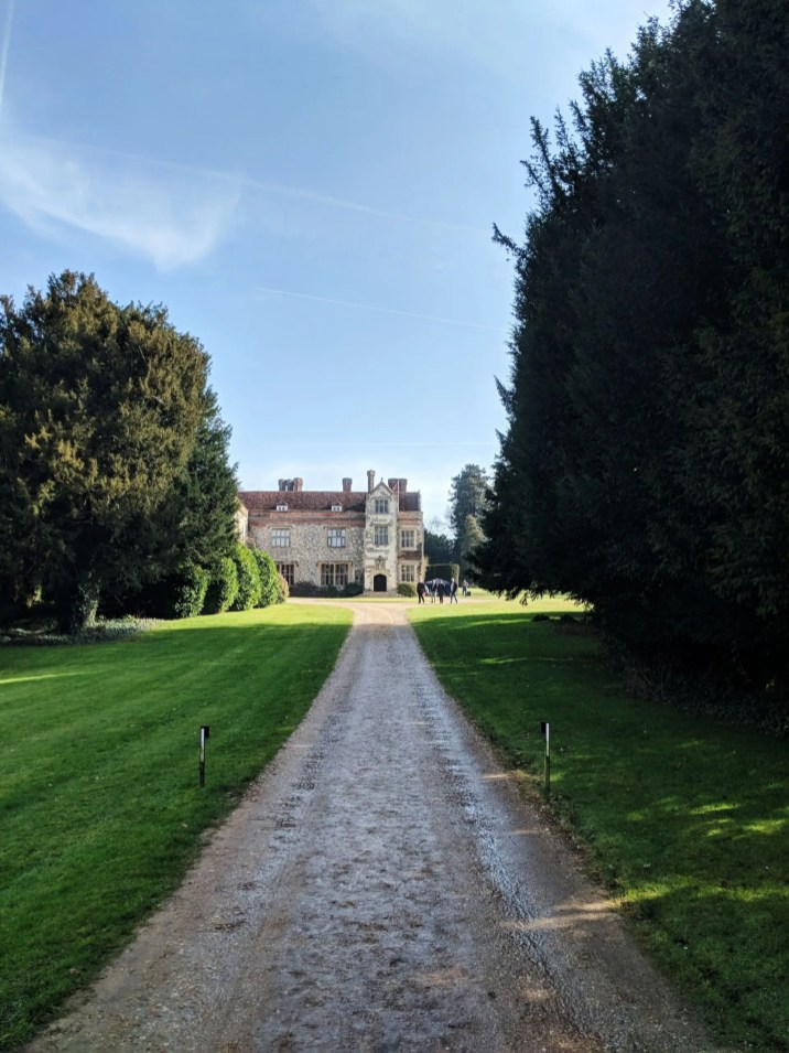 Following in the footsteps of Jane Austen at Chawton House