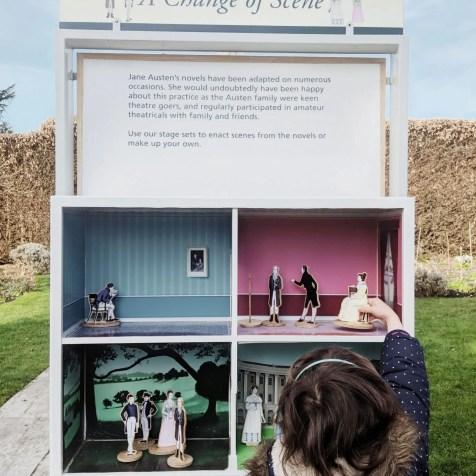 Children's Game Jane Austen's House