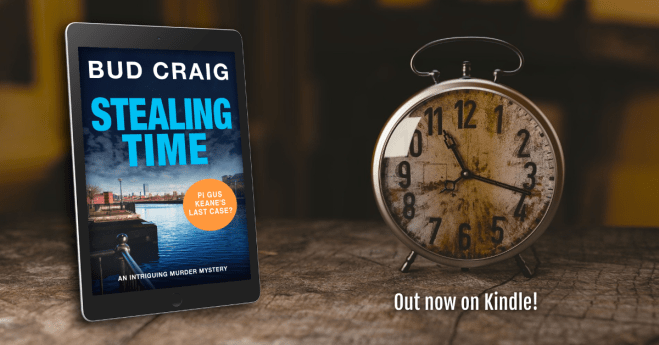 Stealing Time by Bud Craig