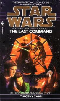 Star Wars The Last Command Timothy Zahn