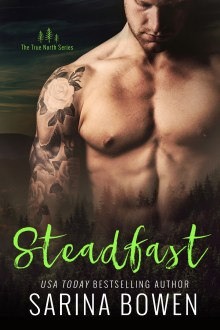 {Review} Steadfast (True North #2) by Sarina Bowen
