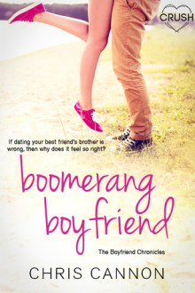 {Review} Boomerang Boyfriend by Chris Cannon