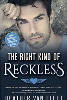 {ARC Review} Right Kind of Reckless (Reckless Hearts #2) by Heather Van Fleet