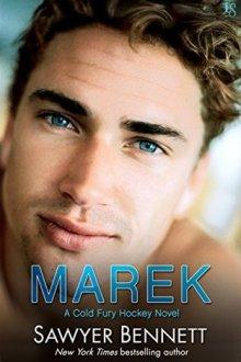 {ARC Review} Marek (Cold Fury Hockey #11) by Sawyer Bennett