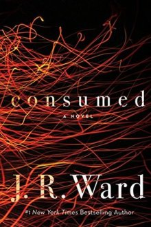 {ARC Review} Consumed (Firefighters #1) by J.R. Ward