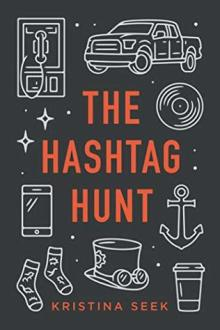 {Review} The Hashtag Hunt by Kristina Seek