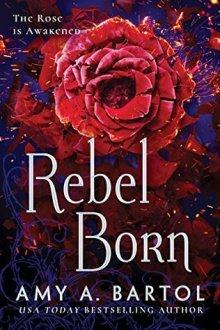 {Review} Rebel Born (Secondborn #3) by Amy Bartol