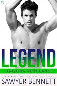 {Review} Legend (Arizona Vengeance #3) by Sawyer Bennett