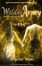 Wilde's Army - Cover