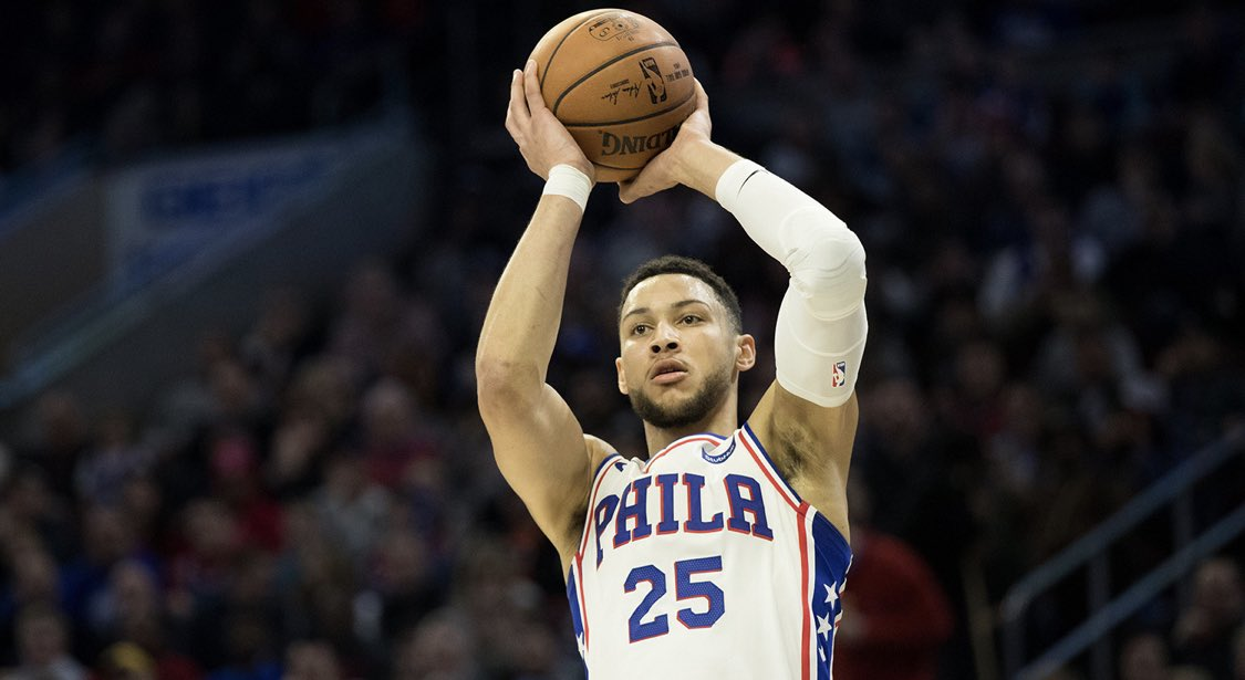 THE BEN SIMMONS HYPE IS REAL…