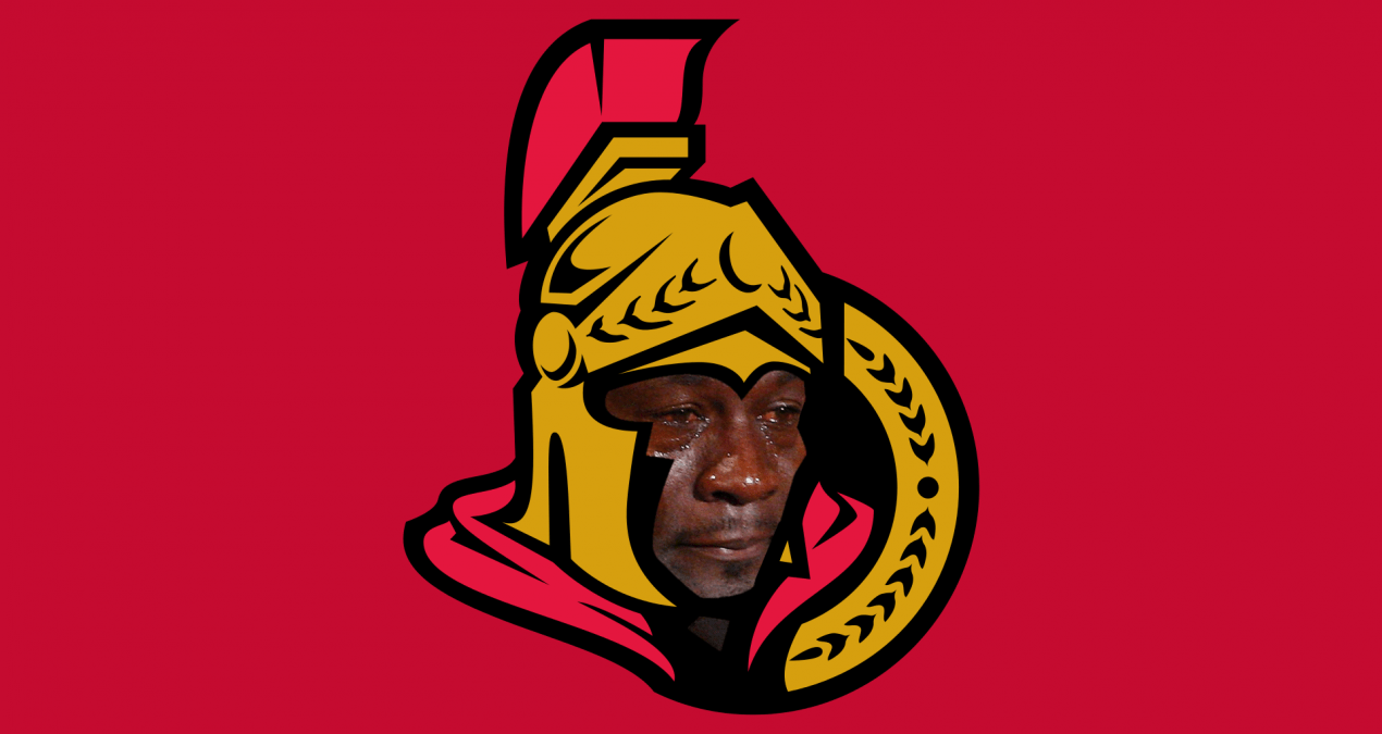 Is There Any Team Cursed More Than the Ottawa Senators?