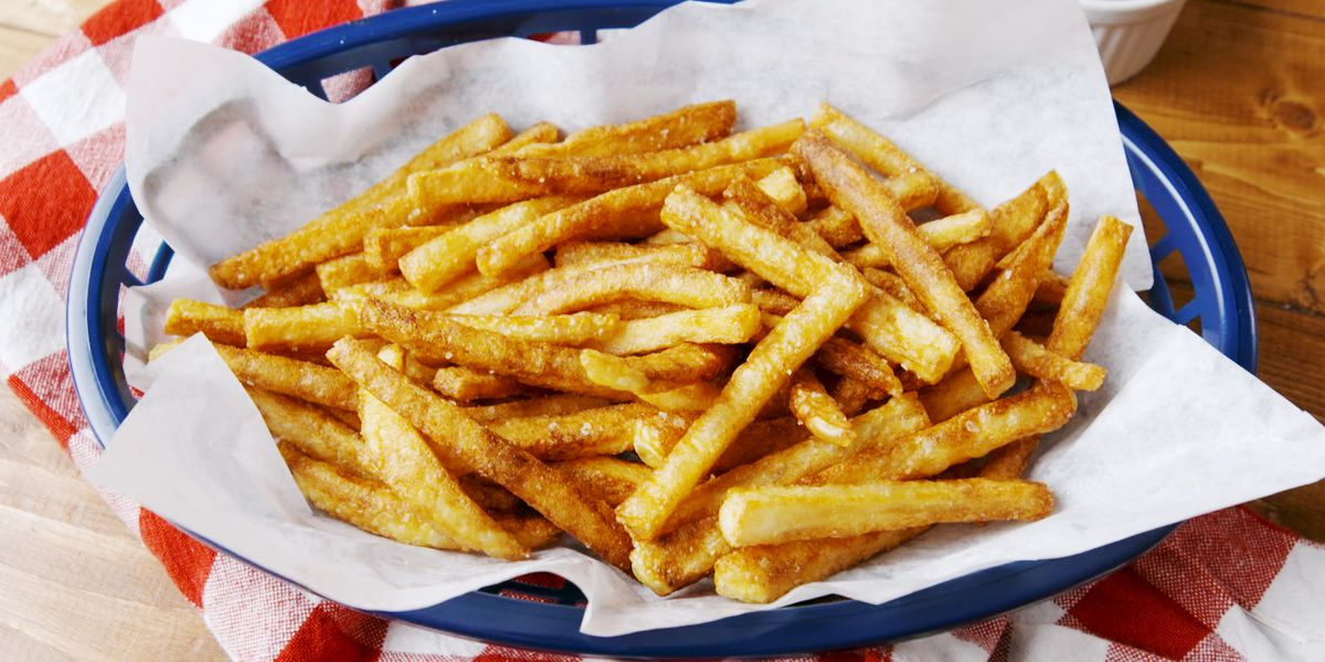 Power Ranking Fast Food French Fries