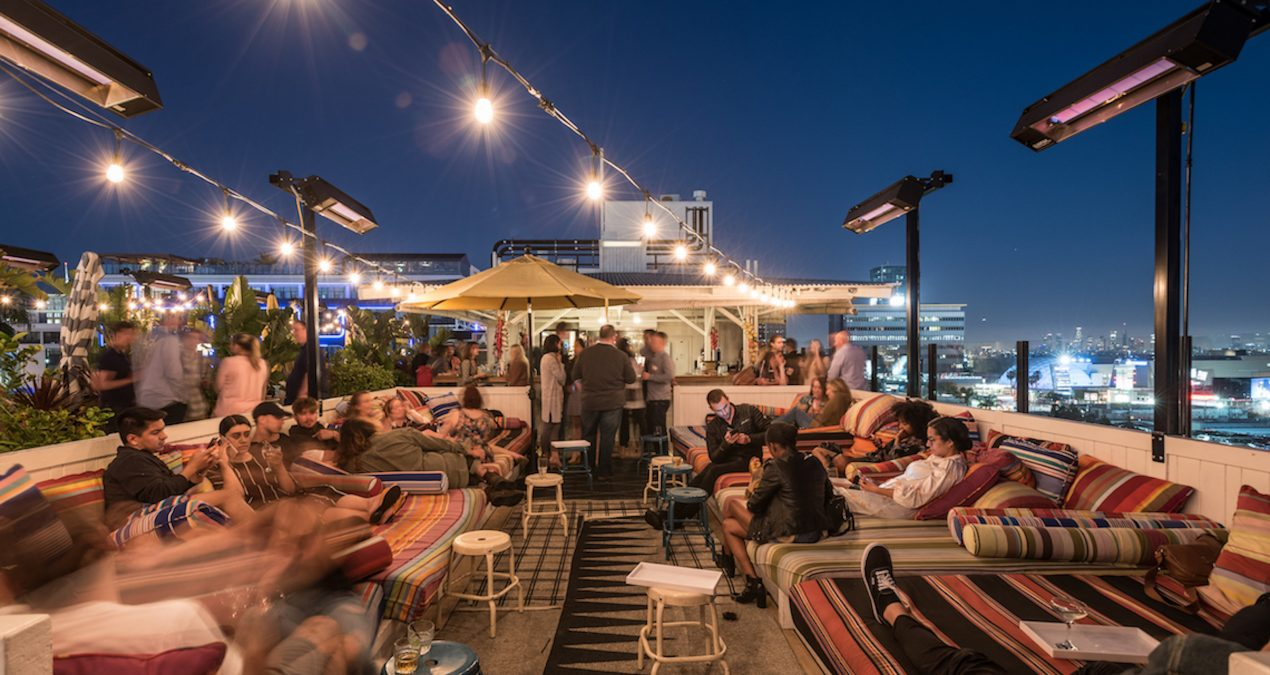 Five Songs Perfect for a Chill Night at  Your Favorite Rooftop Bar