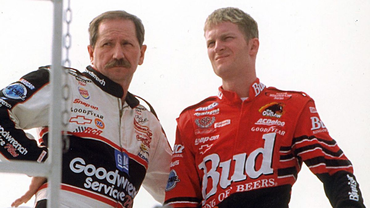 dale sr and jr