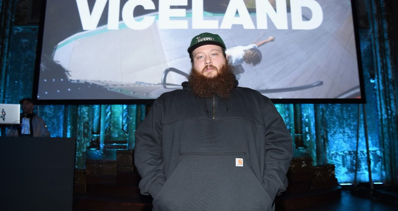 The Rocky Relationship Between Action Bronson and VICE