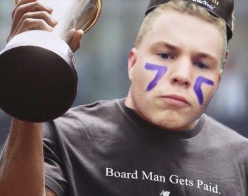 Barney Brit Big Board: Monday, December 28th