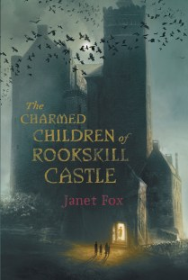 The Charmed Children of Rookskill Castle bookcover