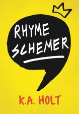Rhyme Schemer bookcover