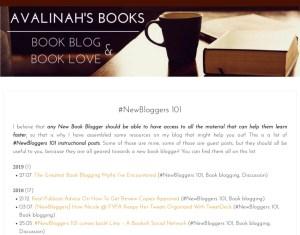#NewBloggers-101-guide