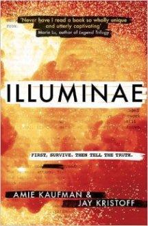 Illuminae by Jay Kristoff and Amie Kaufman